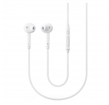 Samsung EO-EG920BW Earphone Handsfree Headset (White)
