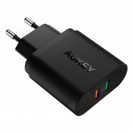 Aukey Wall Charger with Quick Charge 3.0