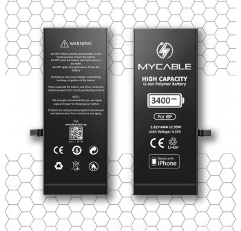 iPhone 8 / 8 plus Li-Polymer Battery