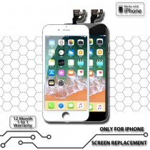 [GENUINE] iPhone LCD Replacement Kit (12 Months Warranty)
