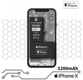 iPhone X Li-Polymer Battery